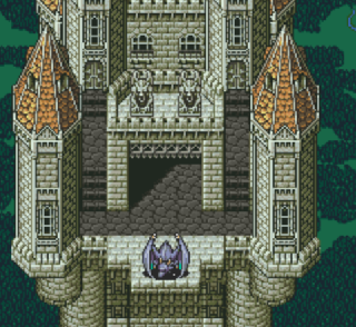 Screenshot Thumbnail / Media File 1 for Final Fantasy V (Japan) [En by RPGe v1.1] [Hack by JCE3000GT v1.0] (Easy Type)